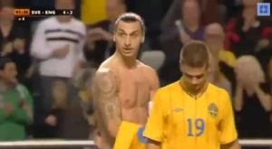 Zlatán Ibrahimovic futbol
