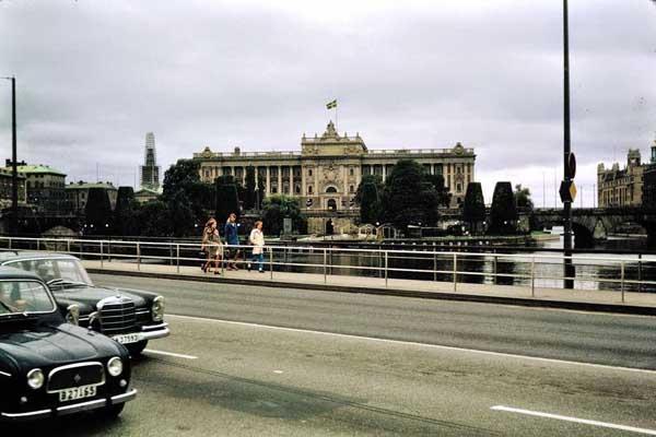 Foto de Estocolmo 1968