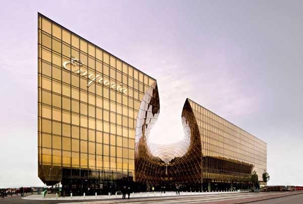 El Emporia Shopping Center en Malmö