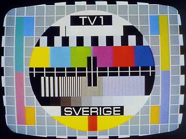 Canal SVT Suecia