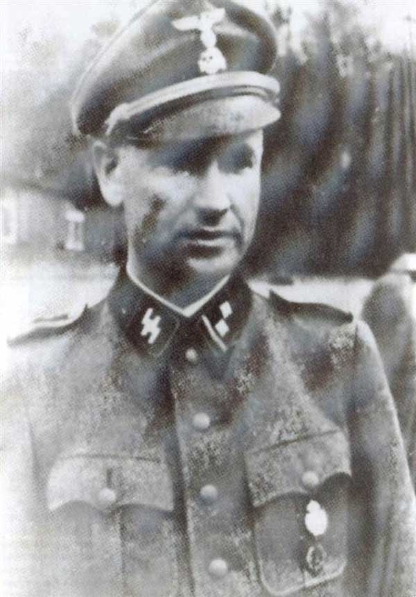 Hans-Caspar Kreuger nazi sueco