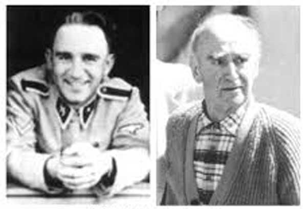 Josef Schwammberger nazi en argentina