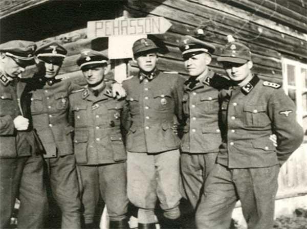 La historia del Sueco Nazi Hans kreuger