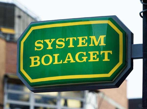 Systembolaget Suecia