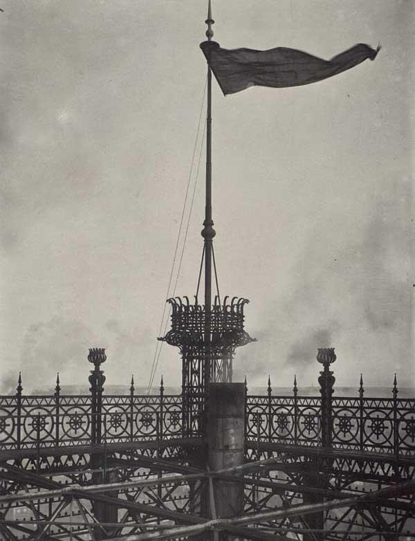 Torre de teléfonos en Estocolmo 1890 (4)