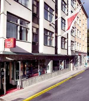 Hotel en Estocolmo