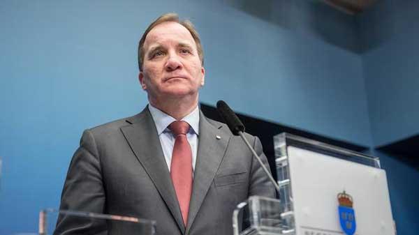 Primer Ministro Stefan Löfven