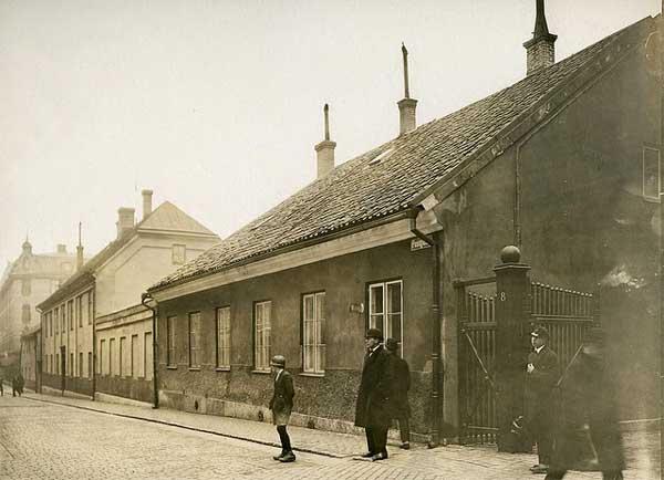 Fotos históricas de Suecia