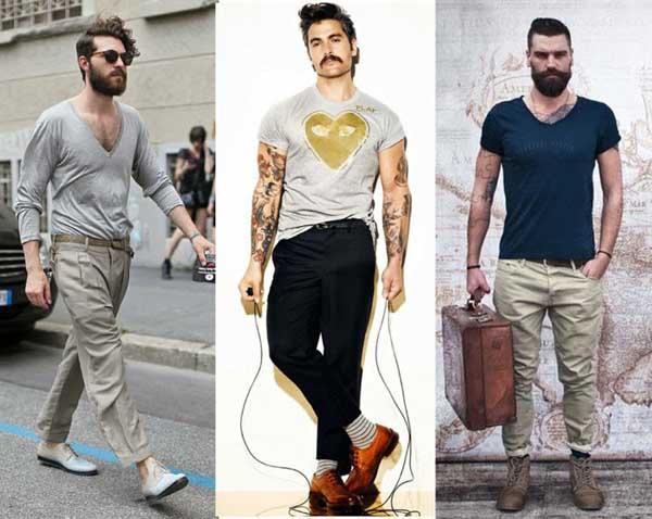 moda en las calles de Estocolmo