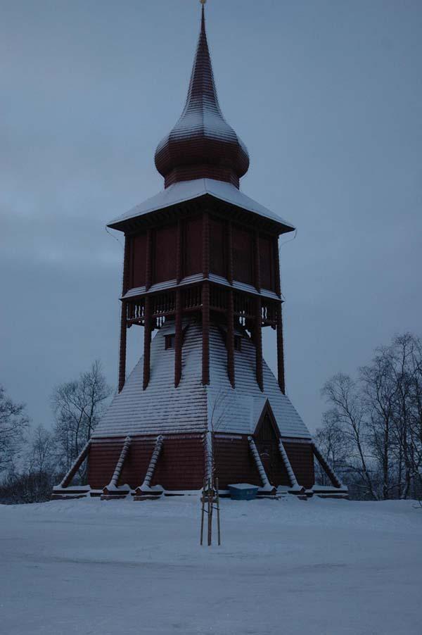 Iglesia de kiruna