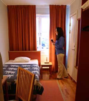 Hotel en Kiruna