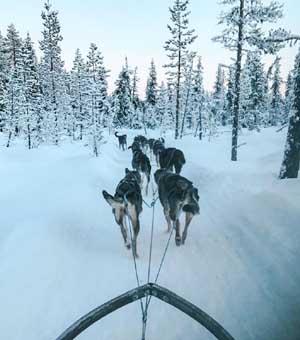Hotel con encanto en Kiruna