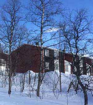 Hospedaje barato en Kiruna