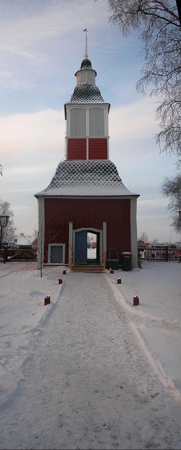iglesia jukkasjarvi suecia