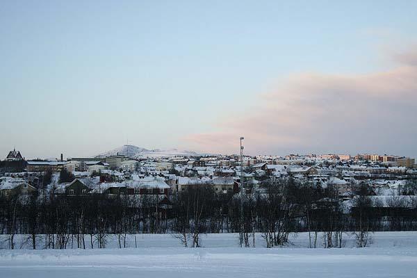 Ciudad de Kiruna