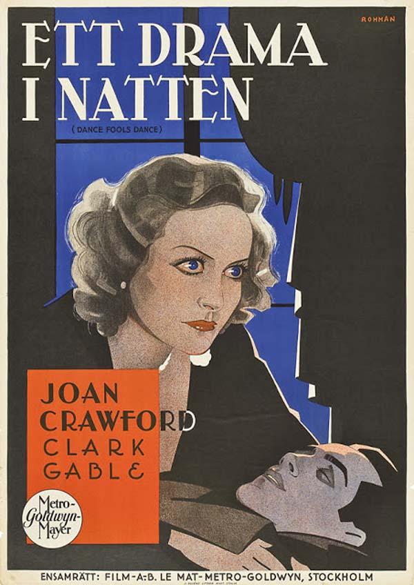 Dance Fools Dance, 1931 (artist: Eric Rohman)