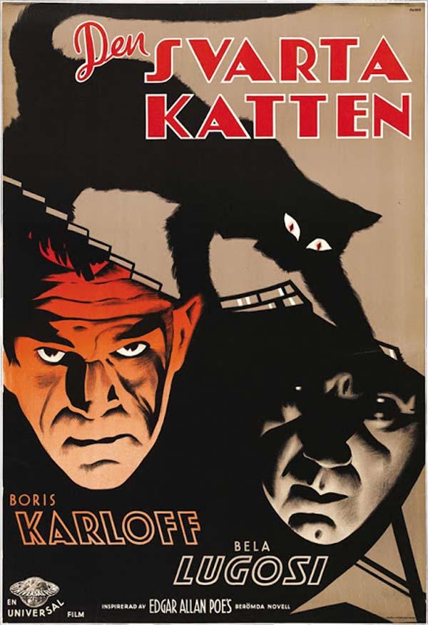 The Black Cat, 1934.