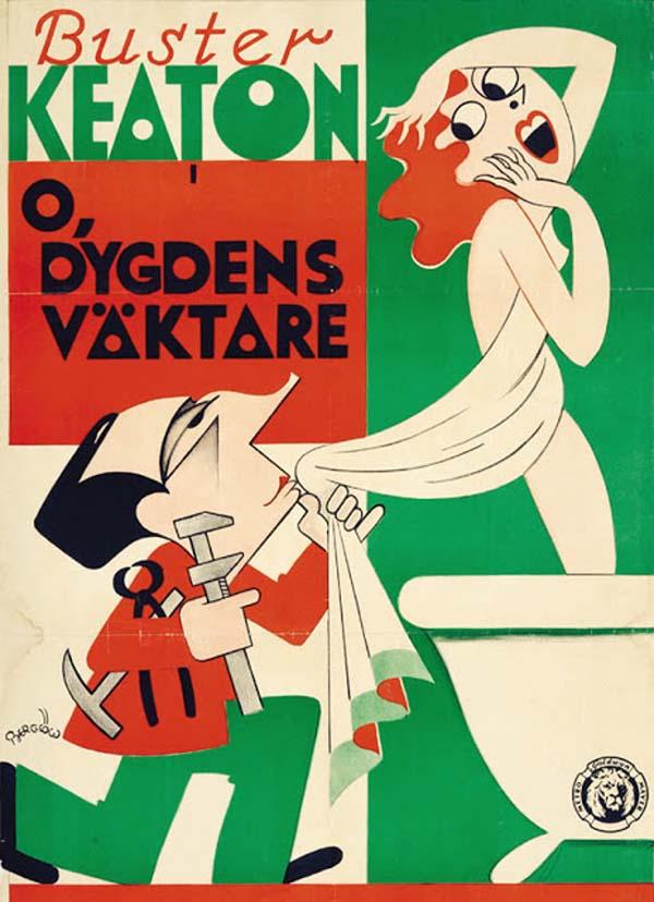 The Passionate Plumber, 1932 (artist: Carl Gustav Berglow)