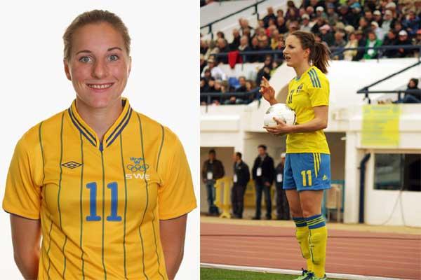 Antonia Göransson centrocampista