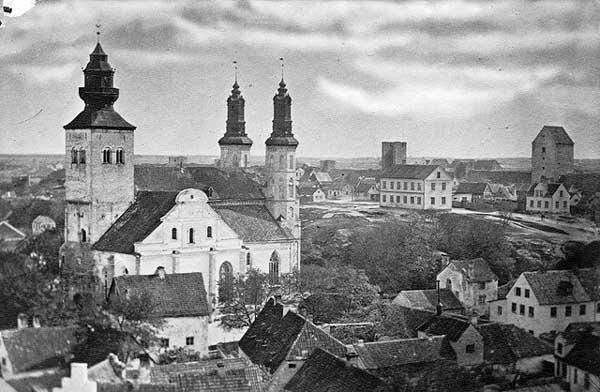 Catedral de Visby