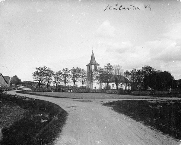 Iglesia de Hålanda