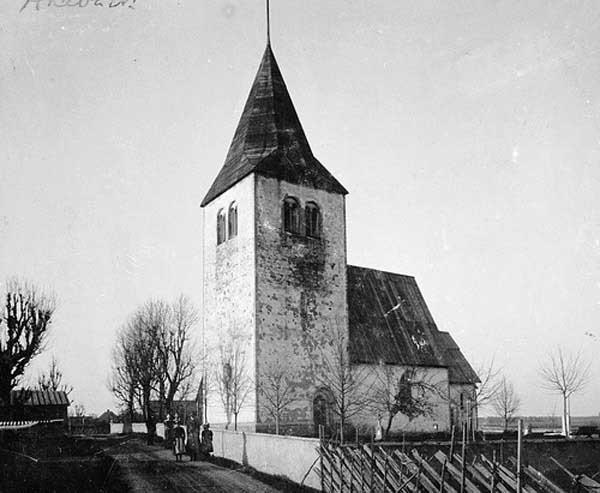 Iglesia de Akebäck