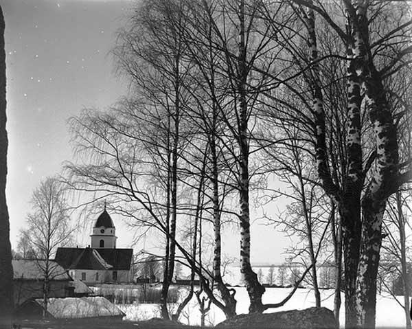 Iglesia de Rättvik