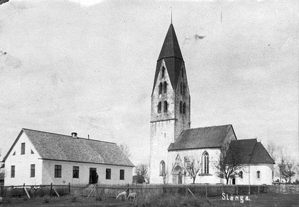 Iglesia de Stånga