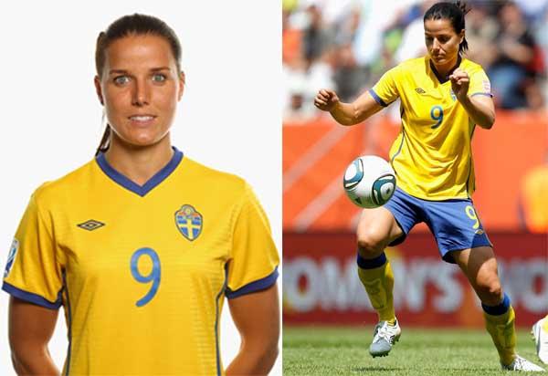 Jessica Landstrom Suecia