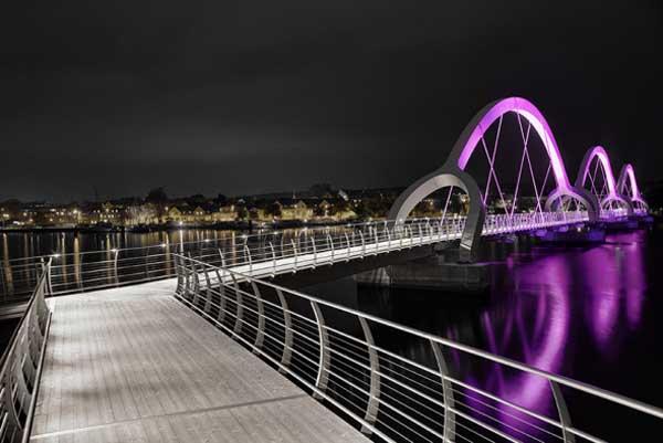 Puente en Sölvesborg suecia