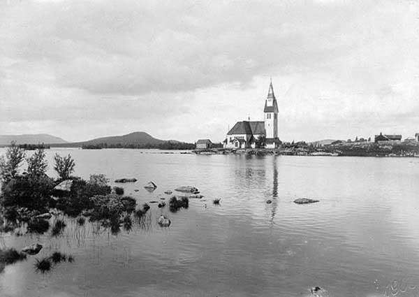 Iglesia Arjeplog