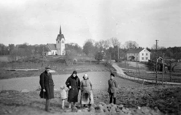 Iglesia de Järsnäs