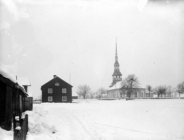 Vieja Iglesia de Ingatorp