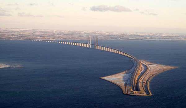 puente de Øresund serie bron