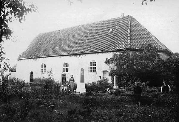 Öckerö Old Church, Suecia