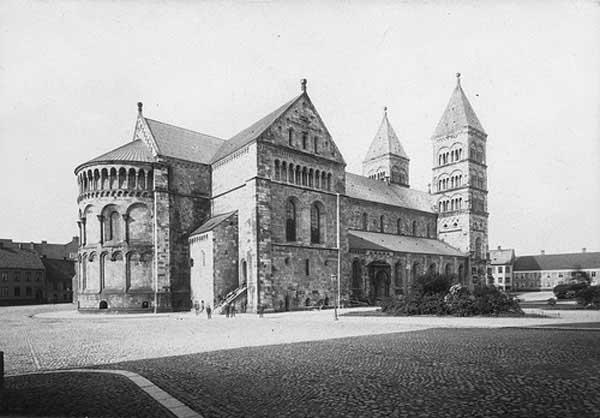 Catedral de Lund , Suecia