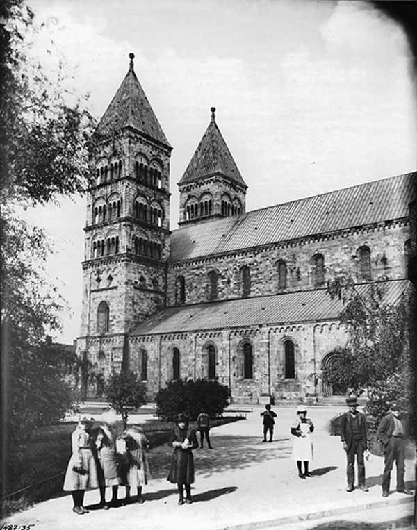 Catedral de Lund, Suecia