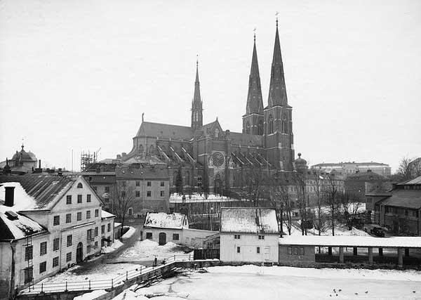 Catedral de Uppsala, Suecia