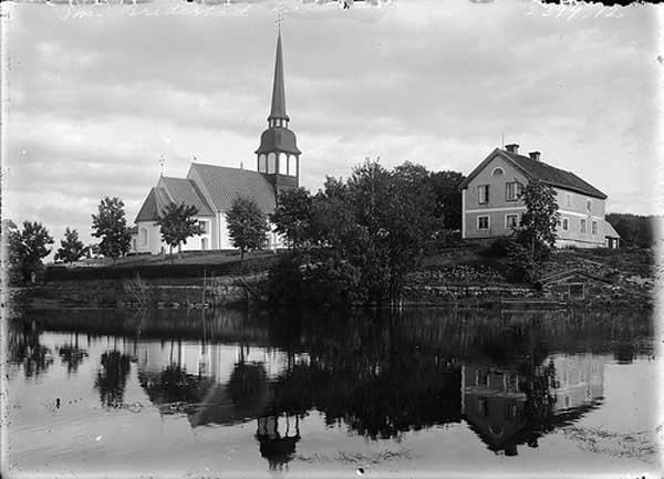 Iglesia Bredestad, Suecia