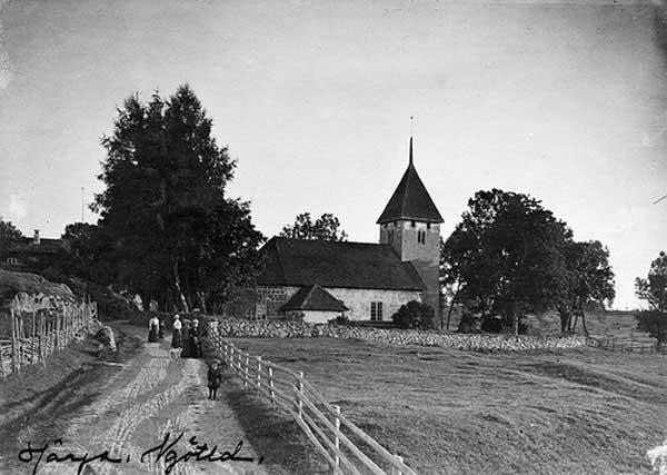 Iglesia Härja, Suecia