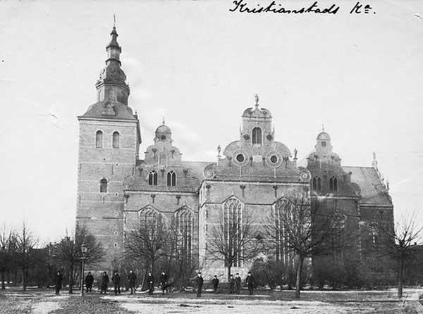 Iglesia Heliga Trefaldighet, Suecia