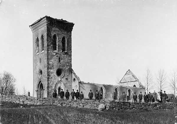 Källeryd Iglesia, Suecia