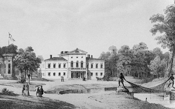 Palacio sueco