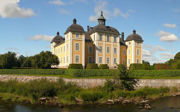 Palacios suecos