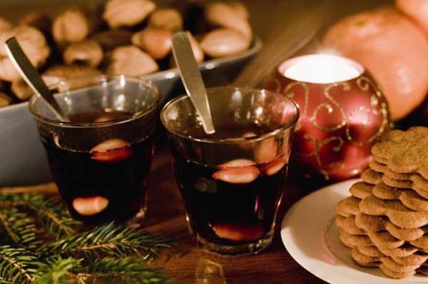vino caliente sueco receta