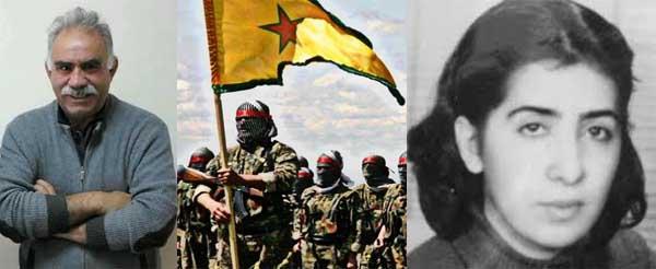 Abdullah Öcalan (Lider del PKK), el PKK, Kesire Yildirim (ex- esposa).