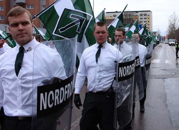 Movimiento nacionalista en Suecia