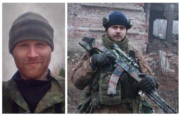 Suecos en el conflicto de Ucrania