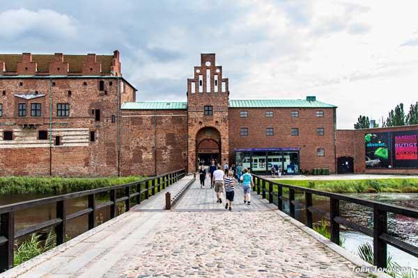 Castillo museo en Malmö