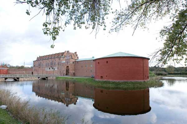 Castillo de Malmö. Foto: Johanna Rylander, visto en Malmo.se